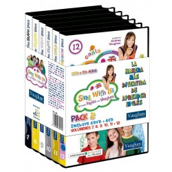 SING WITH US PACK 2